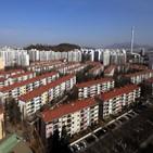서울,지난주,위주,집값,재건축,상승,보이,대비