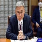 중국,한국,장관,대립,북한,일본