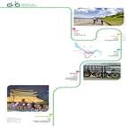 코스,자전거,서울,편도,라이더,달리,반포대교,출발해,한강,인근