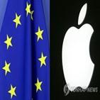 애플,집행위,음악,경쟁,스트리밍,앱스토어