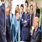 한국,대통령,초청,일본,확대,정상회의,중국,미국,호주,당시