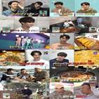 웃음,손동운,하이라이트,요리,이기광,매니저,이진호,고향,김치,시청률
