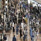 긴급사태,일본,신규,확진자가