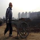 농민공,감소,중국,노령