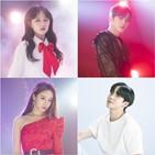 아이돌,매력,이미테이션,윤호,기대,박지연,정지소,이준영,예정