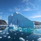 상승,해수면,지구,해빙,파리,남극,대륙빙하,얼음