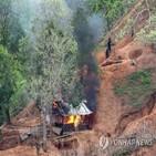 지역,미얀마군,대변인