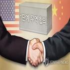 중국,미국,무역합의,제품,문제,대화,대표