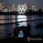 도쿄올림픽,조정위원장,일본,코로나19,상황