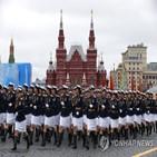 러시아,군사,퍼레이드,승전,기념,붉은광장,코로나19,무기,전쟁