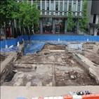 조선시대,발굴,서울시,위치