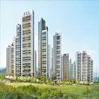 대단지,아파트,공급,분양,단지,이상,조성,1000가구,전용,시설