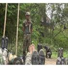 훈련,소령,미얀마,군부,준비