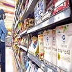 가격,상승,소금,인상,물가,급등,소비자물가,평균,김치,지난해