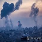 이스라엘,공격,이슬라믹지하드,로켓포
