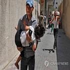 이스라엘,가자지구,이날,하마스,팔레스타인,로켓포,공습,충돌,이스라엘군