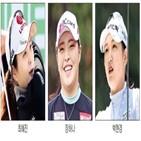 대회,최혜진,장하나,시즌,박현경,대상