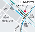 부지,삼표에너지,업무시설,서울시,임대주택