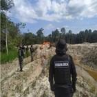 금광,불법,개발업자,원주민,아마존,지역
