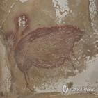 벽화,동굴,기후변화,연구팀,그림