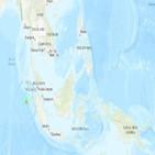 규모,지진,아스섬,인도네시아,수마트라섬,주민