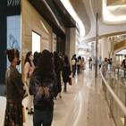 샤넬,매장,오픈런,시간,해나,백화점,가방