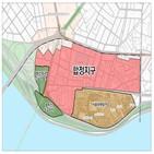 서울시,지역,거래,합정동,토지거래허가구역,일대,재건축