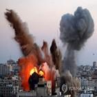이스라엘,팔레스타인,충돌,하마스,서안,모두,이집트,중재,요르단강
