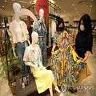 매출,영업이익,지난해,증가,패션업계