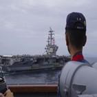 중국,훈련,해군,일본,해상자위대,함정