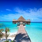 몰디브,피해,해수면