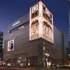 현대백화점,브랜드