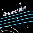 텐센트,게임,부문,중국,매출,강화