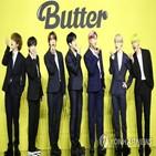 버터,방탄소년단,참여