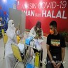 백신,접종,아스트라제네카,사망,사망자,인도네시아