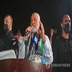 이스라엘,하마스,팔레스타인,하니예,시온주의자,이란,가자지구