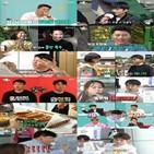 음문,방송,이날,매니저,먹방,시청률,서인국,웃음,과시