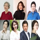 배우,아가씨,신사,김영옥