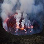 용암,화산,분화,고마