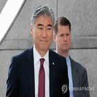 대북특별대표,북한,행정부,대행,인도네시아