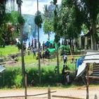 시민군,정부군,경찰서,미얀마,주민,군경,카렌족