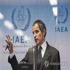 이란,핵합,사찰,영상,합의,보관,사무총장