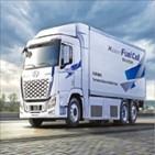 엑시언트,현대차,스위스,수소전기트럭,수소트럭,트럭