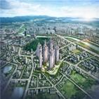 아파트,단지,하산동,위치,광주광역시,이동