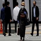 긴급사태,도쿄,지역,일본,연장,바이러스,변이,올림픽,코로나19,발효