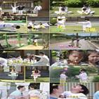 병아리,아이,자세,운동회,하이킥,채윤,서희,로운,요리,재료