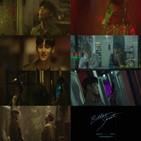 민규,원우,뮤직비디오,이하이,영화,남녀,포스터
