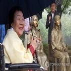 일본,위안부,문제,중국