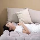 토퍼,수면,침대,매트리스,제품,사용