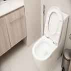 호텔,객실,청소,변기